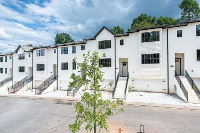 Sandy Springs Condo/Townhouse For Sale: 8009 Linfield Way #23