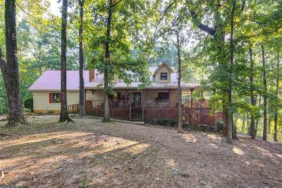 Lumpkin County Single Family Home For Sale: 7591 South Chestatee Street