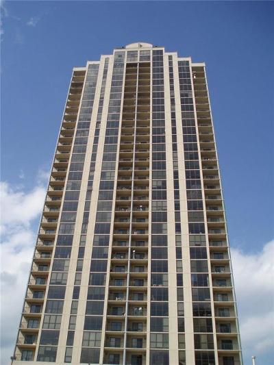 Midtown Condo/Townhouse For Sale: 1280 W Peachtree Street NW #804