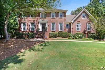 Lawrenceville Single Family Home For Sale: 2585 Churchill Drive