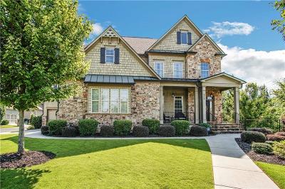 Smyrna Single Family Home For Sale: 3913 Central Garden Court SE