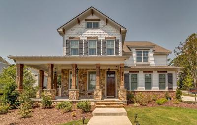 Smyrna Single Family Home For Sale: 2832 Walker Court SE