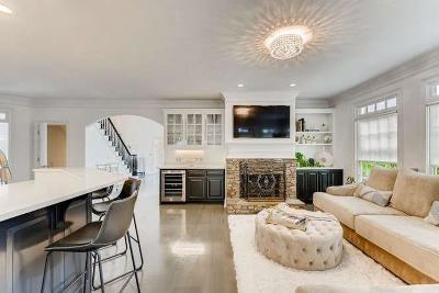 Johns Creek Single Family Home For Sale: 1270 Vintage Club Drive