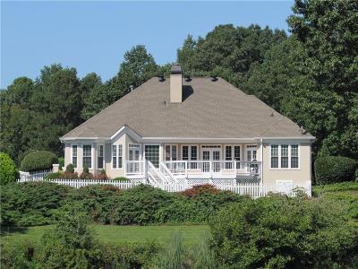 Flowery Branch Single Family Home For Sale: 4504 Northampton