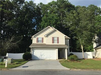Kennesaw Single Family Home For Sale: 2903 Albright Commons NW