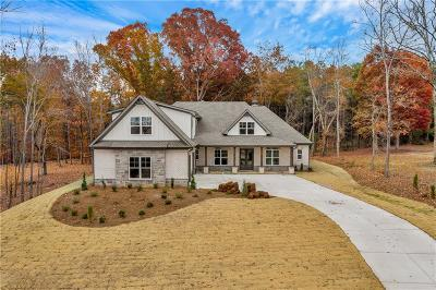 Buford Single Family Home For Sale: 2685 Sardis Way