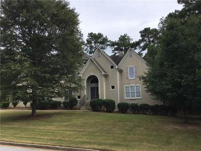 Rockdale County Rental For Rent: 1456 Reagan Circle NW