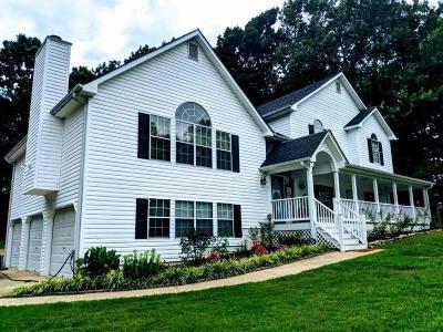 Jasper Single Family Home For Sale: 351 Laiken Drive