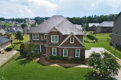 Flowery Branch Single Family Home For Sale: 6639 Trail Side Drive