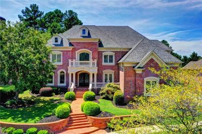 Duluth Single Family Home For Sale: 8295 St Marlo Fairway Drive