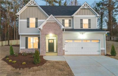 Austell Single Family Home For Sale: 2085 Sparrowhawk Court