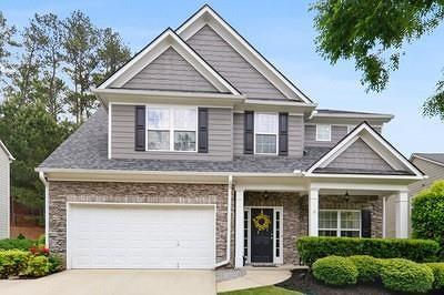 Canton Single Family Home For Sale: 205 Reserve Crossing