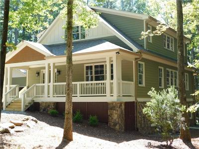 Cherokee County Single Family Home For Sale: 151 Cherokee Point Drive