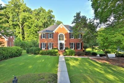 Marietta Single Family Home For Sale: 3402 Barrington Pass