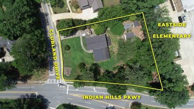 Marietta Residential Lots & Land For Sale: 3388 Clubland Drive