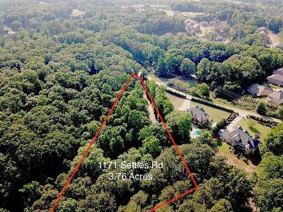 Suwanee Single Family Home For Sale: 1171 Settles Road