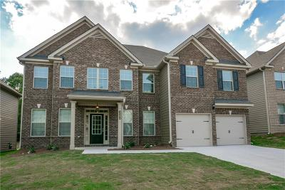 Loganville Single Family Home For Sale: 3593 Woodshade Drive
