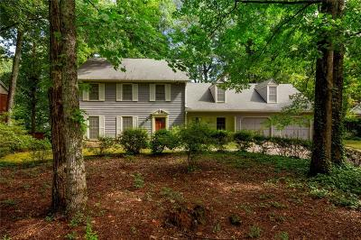 Marietta Single Family Home For Sale: 4147 Chadds Crossing
