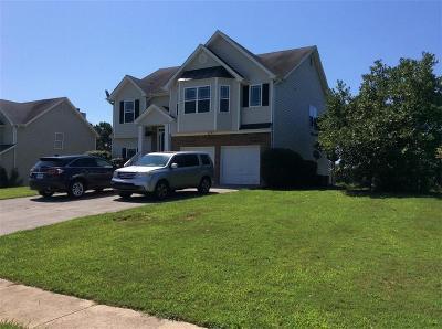 Euharlee Single Family Home For Sale: 27 Clover Drive
