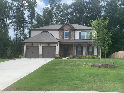 Powder Springs Single Family Home For Sale: 3251 Birchhaven Trace