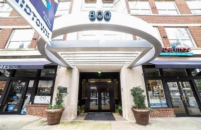 Midtown Condo/Townhouse For Sale: 800 Peachtree Street NE #8429