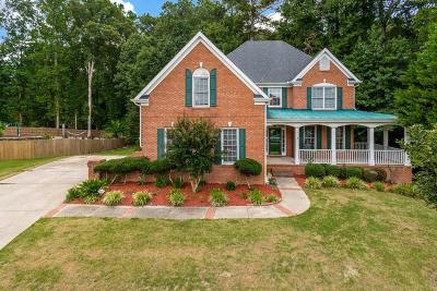 Fayetteville Single Family Home For Sale: 190 S Shore Terrace