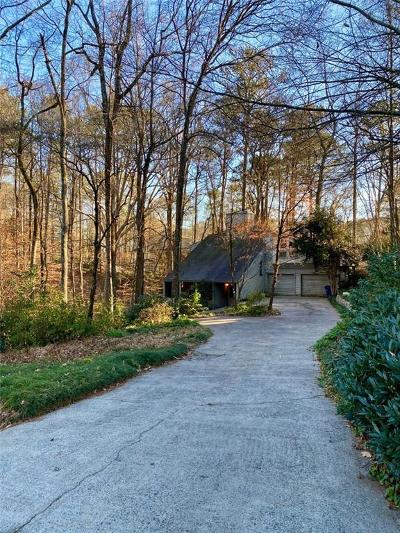 Marietta Single Family Home For Sale: 4724 Ponte Vedra Drive SE