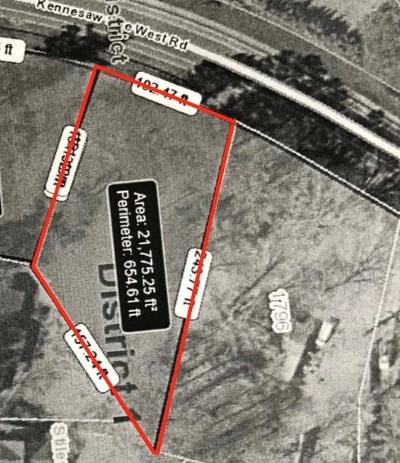 Kennesaw Residential Lots & Land For Sale: 1770 Kennesaw Due West Road NW