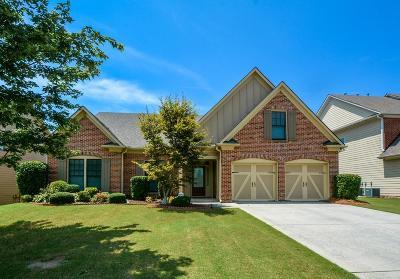 Alpharetta Single Family Home For Sale: 1365 Waverly Glen Drive