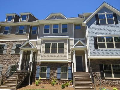 Powder Springs Condo/Townhouse For Sale: 3855 Equity Lane