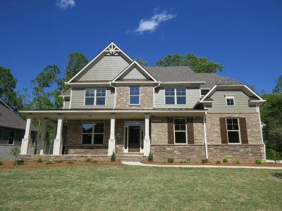 Kennesaw Single Family Home For Sale: 1385 Kings Park Drive