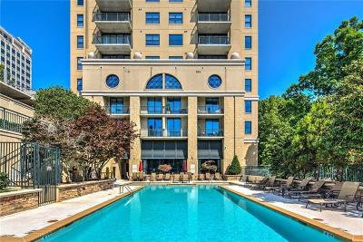 Buckhead Condo/Townhouse For Sale: 3040 Peachtree Road NW #911
