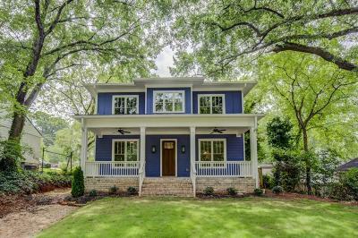 Kirkwood Single Family Home For Sale: 2256 Oakview Road SE