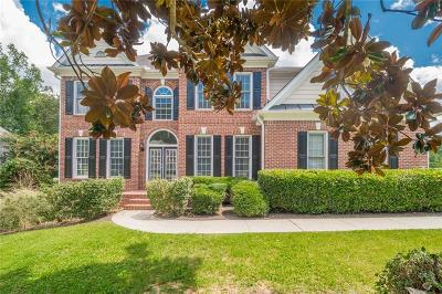 Buford Single Family Home For Sale: 2745 Ivy Springs Court