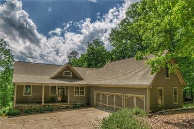 Pickens County Single Family Home For Sale: 158 Lake View Trace