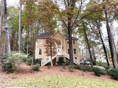 Roswell Single Family Home For Sale: 950 Azalea Drive