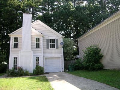Norcross Single Family Home For Sale: 6411 E Windsor Lane