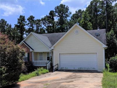 Covington Single Family Home For Sale: 60 Alcovy Forest Drive