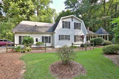 Buford Single Family Home For Sale: 1284 Rock Springs Road
