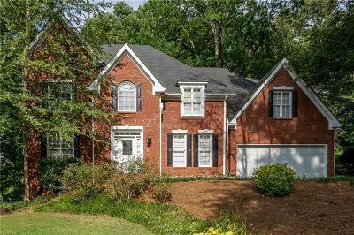 Acworth Single Family Home For Sale: 1728 McLain Road NW