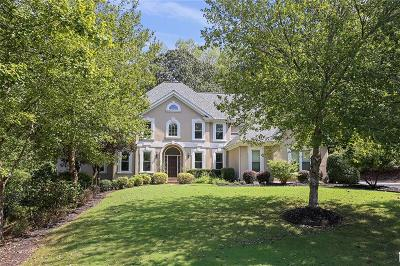 Roswell Single Family Home For Sale: 115 Valley Summit Court