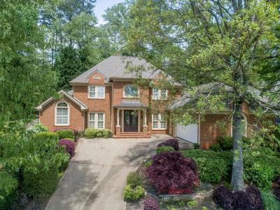 Roswell Single Family Home For Sale: 2340 Steeplechase Lane