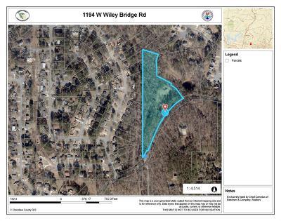 Woodstock Residential Lots & Land For Sale: 1194 W Wiley Bridge Road