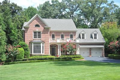 Single Family Home For Sale: 380 Pine Tree Drive NE