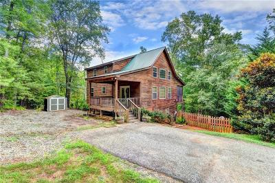Cleveland Single Family Home For Sale: 129 Stanley Nix Road