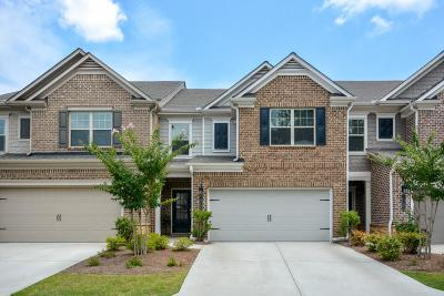 Johns Creek Condo/Townhouse For Sale: 11583 Davenport Lane
