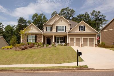 Canton Single Family Home For Sale: 125 Longleaf Drive