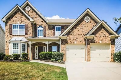 Single Family Home For Sale: 735 Stillrock Drive SW