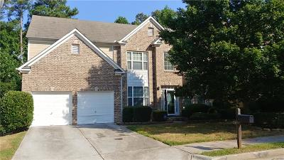 College Park Single Family Home For Sale: 4621 Creekside Cove