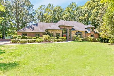 Roswell Single Family Home For Sale: 1460 Lakemist Court